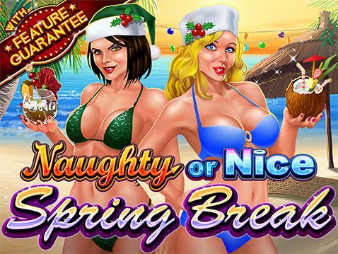 games free naughty nice spring break slot machine