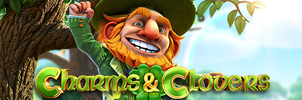 charms & clovers slot betsoft