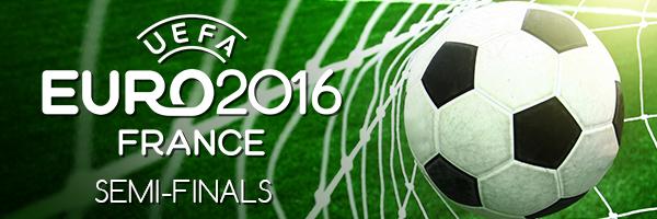 UEFA EURO 2016 semi-finals