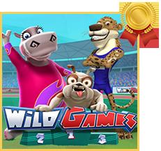 olympics slots wild games playtech
